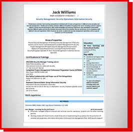 Resume Sample 04