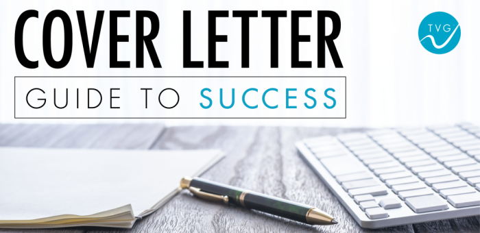 8 tips to write a cover letter